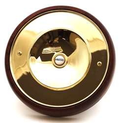 Deluxe Push Button For Use With The Long Range Door & Entrance Bell System