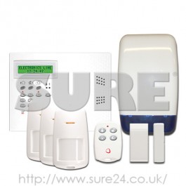 INFKITPR-GSM 32 Zone Alarm Kit With GSM