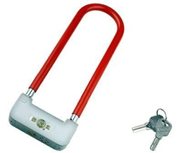 Long Shackle Alarm Siren Padlock