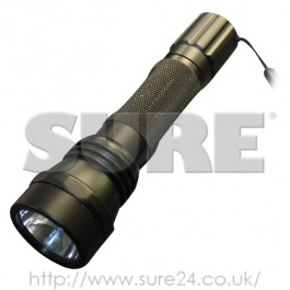 SCH2000 UV Power Torch Black
