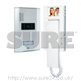 SVCDRCAMV Video Door Entry System Colour